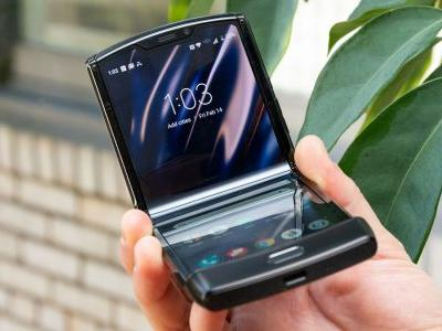 The foldable Motorola Razr is set to launch in India on March 16