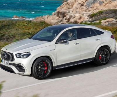 Refreshed Mercedes-AMG GLE 63 S Coupé Revealed