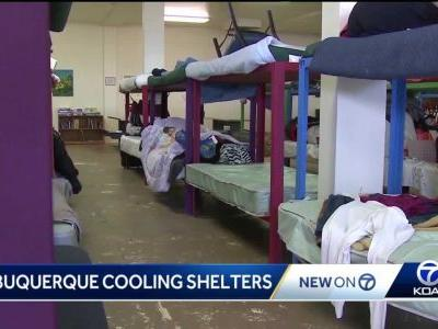 With recording-breaking heat, ABQ designates cooling locations for community