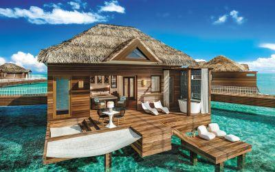 Sandals Royal Caribbean Jamaica: Inside the region's first over-water villas