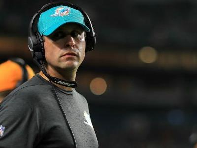 Dolphins fire coach Adam Gase after 3 seasons, report says