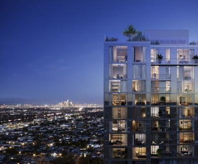 New 31-Story ARQ High Rise Set to Lease in West Los Angeles
