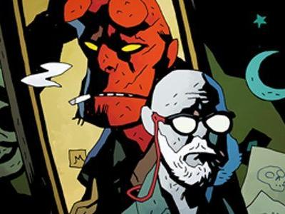 'Mike Mignola: Drawing Monsters' Trailer: 'Hellboy' Creator Steps into the Spotlight in Feature-Length Documentary