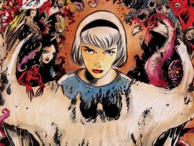 The CW Developing Sabrina the Teenage Witch Spinoff of Riverdale