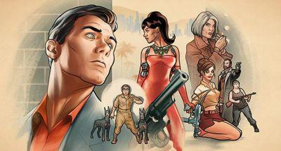 Archer Moves to FXX for Season 8 and Beyond