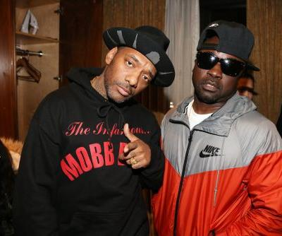 "Mobb Deep - ""Boom Goes The Cannon"""