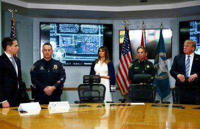 Armed deputy at Florida school who 'never went in' to confront the shooter resigns