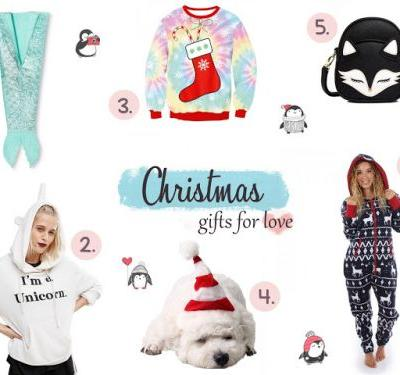 Christmas Gift Ideas For Your Love