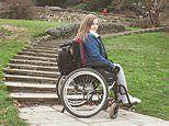 Student told by doctors her paralysis was 'all in her head' is now confined to a wheelchair