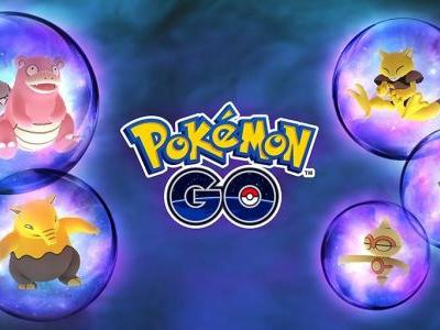 Pokemon Go Psychic Event Going On Now, New Shiny Pokemon Available