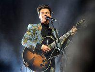 Harry Styles Rocks A Perfect Fit For Gucci Tailoring Campaign