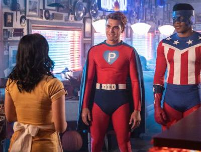 Photos From 'Riverdale's Halloween Episode Reveal Archie & Cheryl's Costumes
