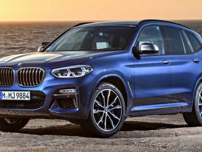 New BMW X3 Detailed In 219 Images And 2 Videos