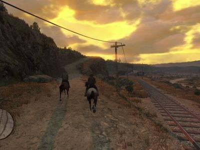 Red Dead Redemption looks insane using Xbox One's enhanced backwards compatibility - here's a bunch of screenshots
