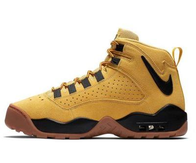 "Nike Keeps the Air Darwin Moving Forward With New ""Wheat"" Colorway"