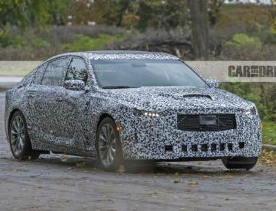 2020 Cadillac CT5 Spied: Caddy's Latest Attempt to Fight the 3-series