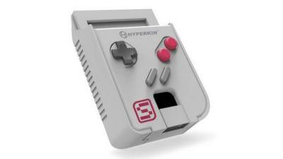 The Smart Boy Lets You Play Game Boy Titles on Your Smartphone