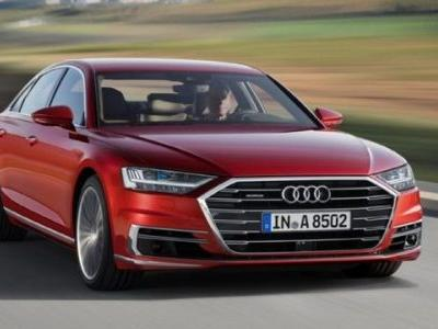 Audi Resurrecting Horch Nameplate for New A8