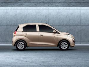 New 2018 Hyundai Santro Unveiled Ahead of Festive Season Launch