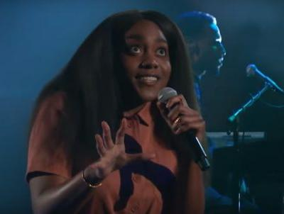 Watch Noname Make Her Absolutely Charming Solo TV Debut On Colbert
