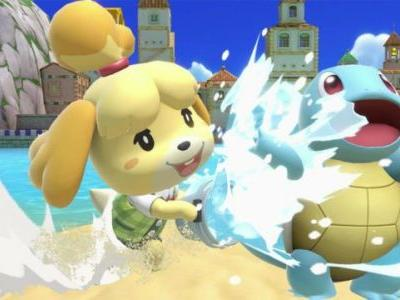 Isabelle is the Latest Fighter in Super Smash Bros. Ultimate