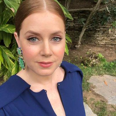 This New $5 Product Kept Amy Adams' Red Carpet Look in Place for 12+ Hours