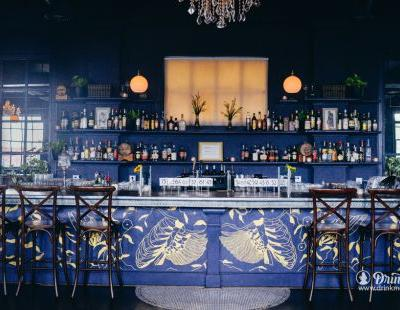The Bluebird Cocktail Room: Summer Has Never Been Tastier