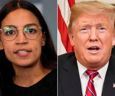 Ocasio-Cortez rips Trump's Oval Office speech, calls wall a 'campaign fantasy'
