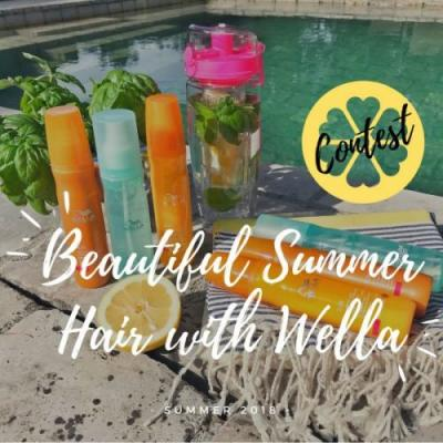 Contest: Beautiful Summer Hair with Wella