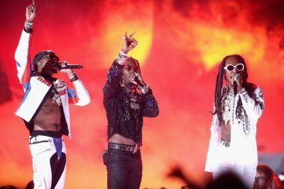 Watch Migos Perform At The 2017 BET Awards