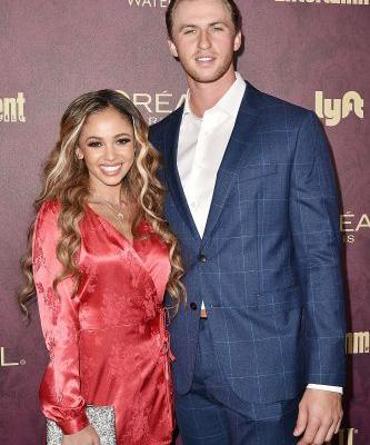 Vanessa Morgan and Michael Kopech Split After 5 Months of Marriage