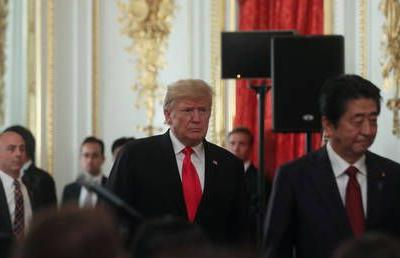 Abe has 'full support' from Trump for meeting N. Korea's Kim