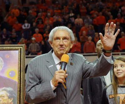 Former Kentucky basketball coach Eddie Sutton dies at 84