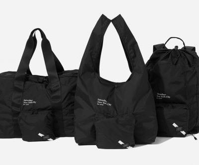 Saturdays NYC x PORTER Yoshida Collaboration Represents New York City's Subway Lines