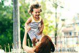 6 Clever Ways to to Get a Workout In, All With Your Little Kids in Tow