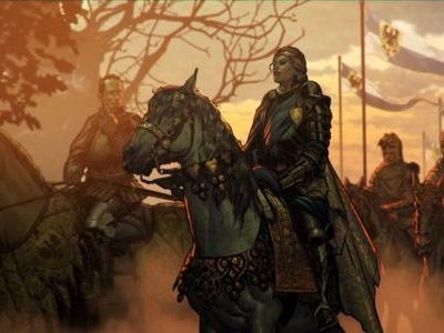 Deck building Witcher RPG Thronebreaker suddenly releases on iOS