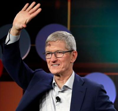 Apple is officially the first $1 trillion US company - here's the competition it knocked out to clinch that milestone