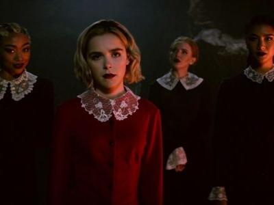 You'll Want to Recreate the Witchy Hair and Makeup Looks from 'Chilling Adventures of Sabrina' for Halloween and Beyond