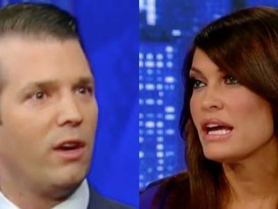 Don Jr. Is Reportedly Dating Fox News Host Kimberly Guilfoyle