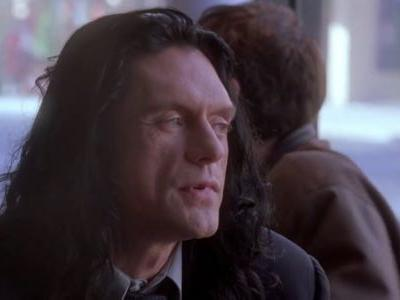 Watch Tommy Wiseau Try To Escape The Room