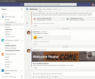 Microsoft's first Office app arrives on Linux