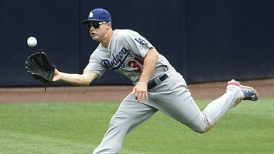 Dodgers option Joc Pederson to make room for newly acquired Curtis Granderson