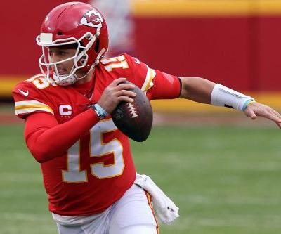 Patrick Mahomes' last hurdle before getting cleared for AFC Championship
