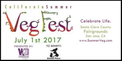 This awesome VegFest is only one week away! The event's