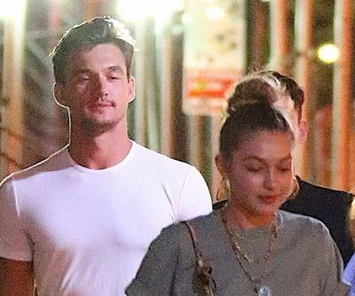 Gigi Hadid and Tyler Cameron spent the night together after date in New York
