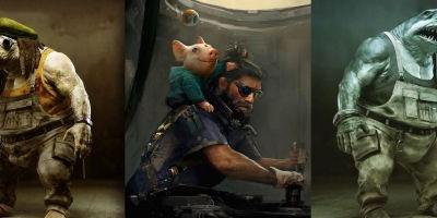 Don't expect to see Beyond Good & Evil 2 at E3