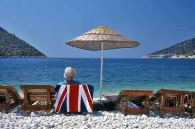 15 ways to spot a Brit abroad
