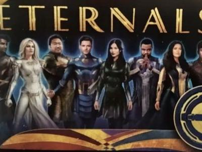 New Promo Art Surfaces For Marvel's ETERNALS Features The Characters in Costume