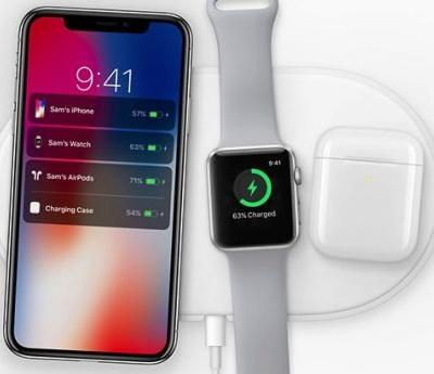 AirPower Referenced In iPhone Xs Packaging & iOS 12.1 Code