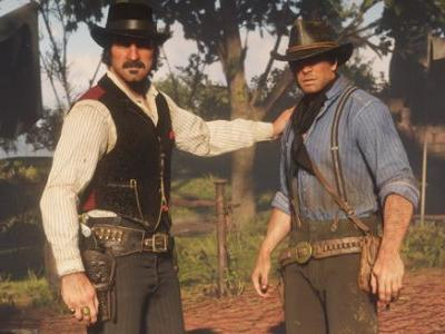 A Lot of You Called in Sick to Play Red Dead Redemption 2, According to Social Analytics